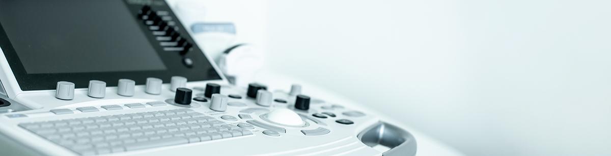 Ultrazvočni pregled sečil